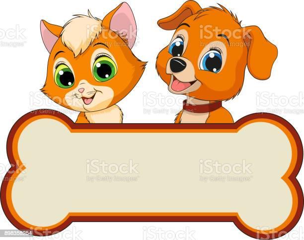 Kitten and puppy friends vector id898358254?b=1&k=6&m=898358254&s=612x612&h=sinhtpx gwk8dtcf5yhfexdvypnjtjz5gezhcqlf 9s=