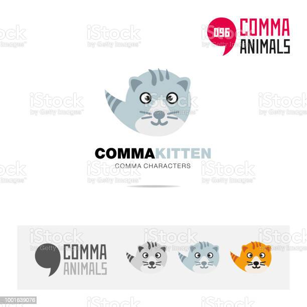 Kitten animal concept icon template for modern brand identity and app vector id1001639076?b=1&k=6&m=1001639076&s=612x612&h=afl3eqxmxir2quulaeaw9fzzas vntxo 9izxsi2kz0=