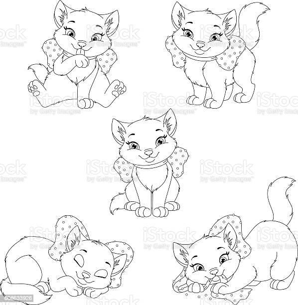 Kitten coloring page vector id608633926?b=1&k=6&m=608633926&s=612x612&h=sftifsn err8e1rg2lflo3ah90hwc4gwlsqcdnset5i=
