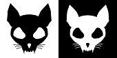 Kitten skulls