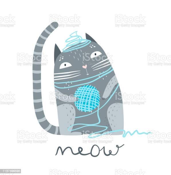 Kitten with wool yarn ball vector id1137396595?b=1&k=6&m=1137396595&s=612x612&h=8eagj5kfsv7k5bmhx6o  zvvbxm9oeqvm2uwwnnzybc=