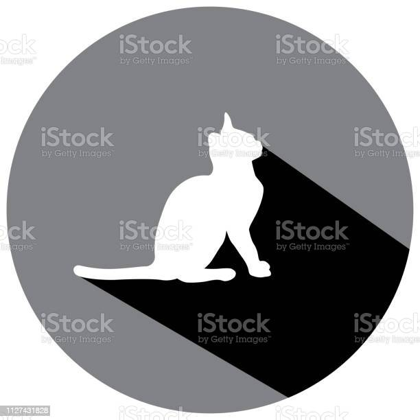 Kitty cat sit shadow icon vector id1127431828?b=1&k=6&m=1127431828&s=612x612&h=kxc29ldoz61dcgnbwmawhgfswccliptrmwpkeglcxoa=