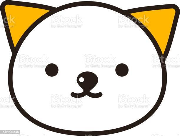 Kitty head vector illustration vector id542293546?b=1&k=6&m=542293546&s=612x612&h=vgpu2j ucvzipuzyvzzoa0ta72ivkgftu96h k7qwm0=