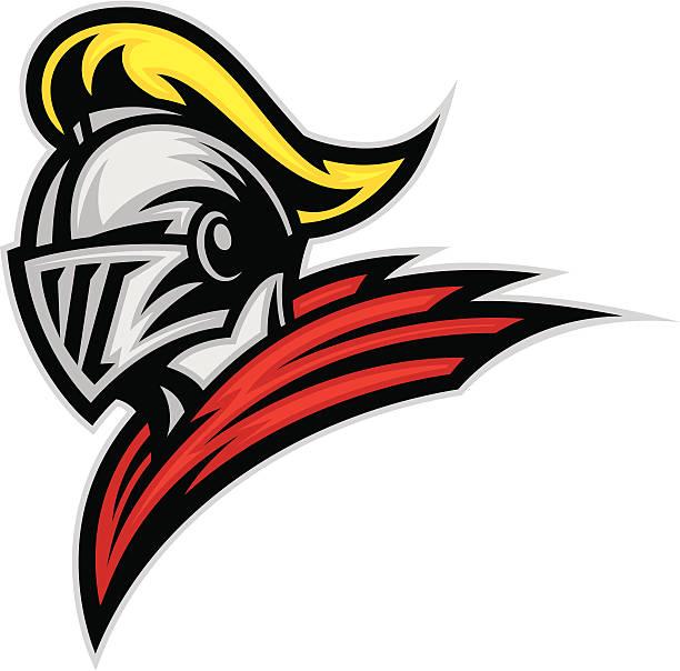 Knight Helmet Clip Art, Vector Images & Illustrations - iStock