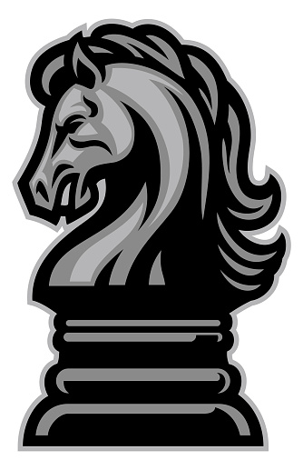 Knight horse chess