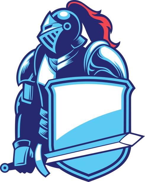 Royalty Free Swordsman Clip Art, Vector Images ...