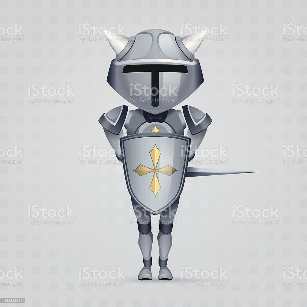 Knight royalty-free knight stock vector art & more images of adult