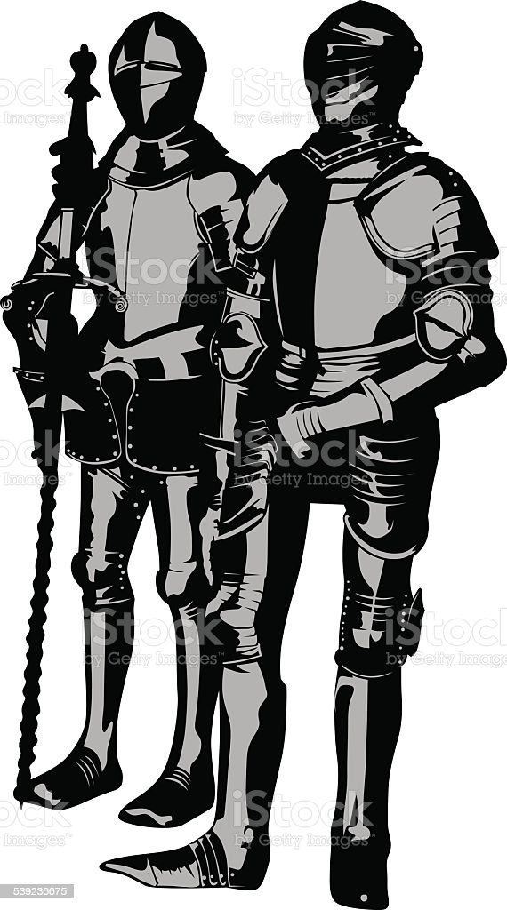 Knight royalty-free knight stock vector art & more images of ancient