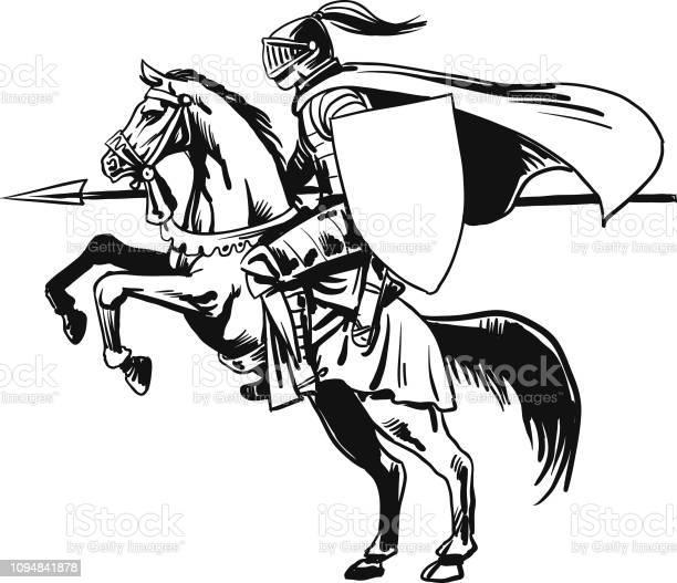 Knight with lance riding horse vector id1094841878?b=1&k=6&m=1094841878&s=612x612&h= ntnmduuvtlt6qc bkktcbicrxv92cuxqlcz6n0 5ok=