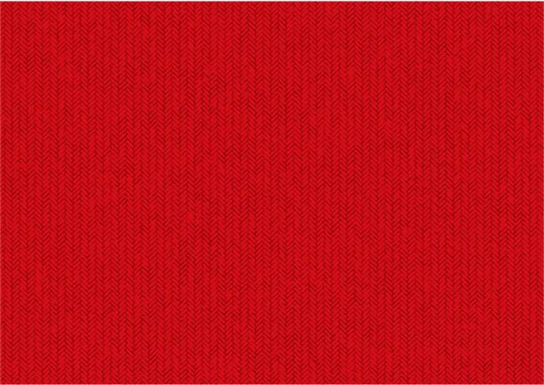 ilustrações, clipart, desenhos animados e ícones de malha padrão fundo /red - texturas de tecido
