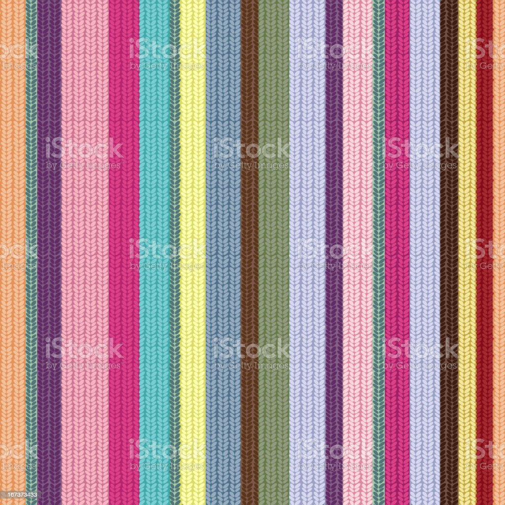 Knitted Vector Pattern royalty-free knitted vector pattern stock vector art & more images of abstract