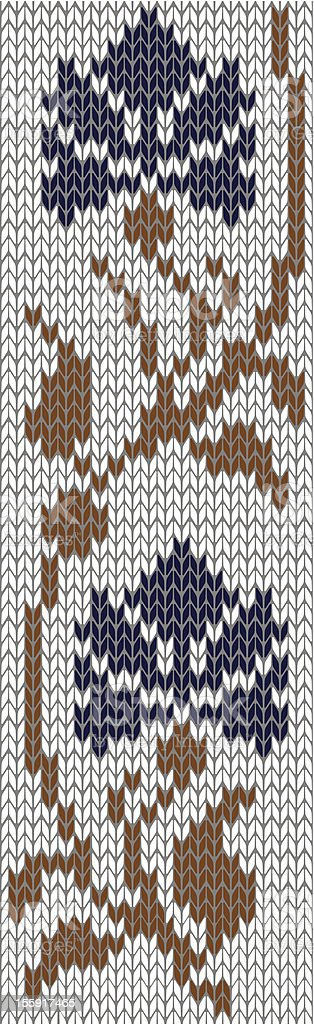 Knitting pattern royalty-free knitting pattern stock vector art & more images of abstract