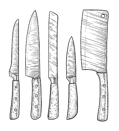 Free Kitchen Knife Psd And Vectors Ai Svg Eps Or Psd