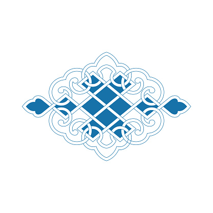 Knot Ornaments of China Style