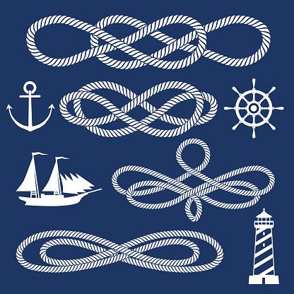 knot ornaments