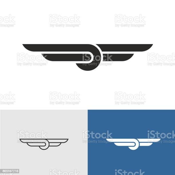 Knot with wings title symbol vector id865597216?b=1&k=6&m=865597216&s=612x612&h=cxyofu8pr80qyjtryo dsip04ib nq1yqruudo xzua=