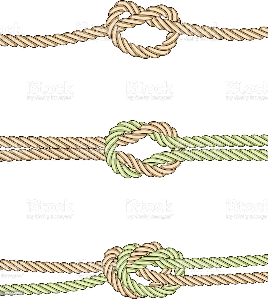 Knots royalty-free knots stock vector art & more images of arts culture and entertainment