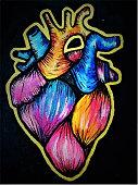 istock Kolorowe serce 1060890230