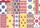 Korean Pattern set