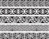 Kowhaiwhai Designs