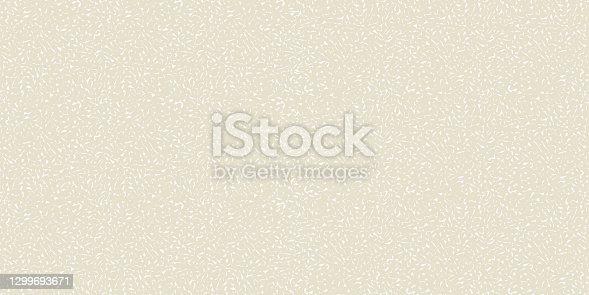 istock Kraft beige texture, background and wallpaper. 1299693671