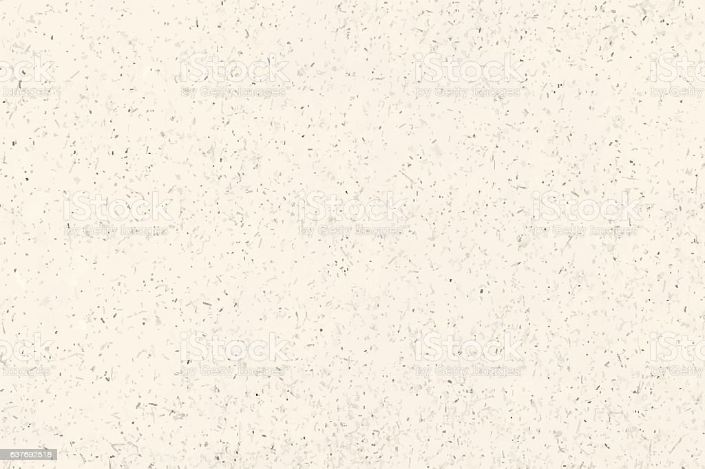 Kraft beige texture, background and wallpaper vector art illustration