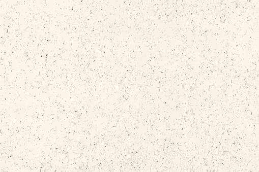 Kraft Beige Texture Background And Wallpaper - Immagini vettoriali stock e altre immagini di Album di ritagli