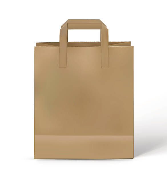 Best Paper Bag Illustrations, Royalty-Free Vector Graphics ...White Paper Bag Vector
