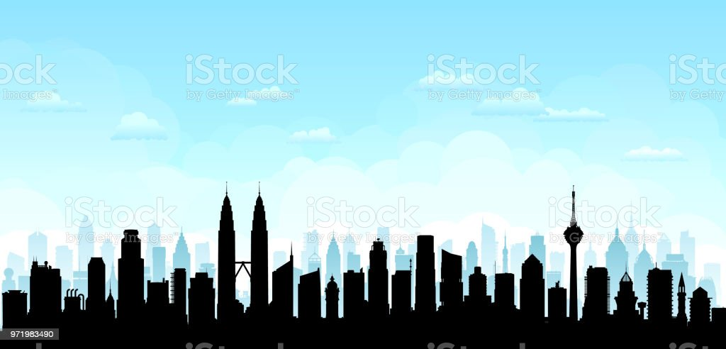 Kuala Lumpur (All Buildings Are Complete and Moveable)