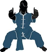 Kung fu style of martial arts.