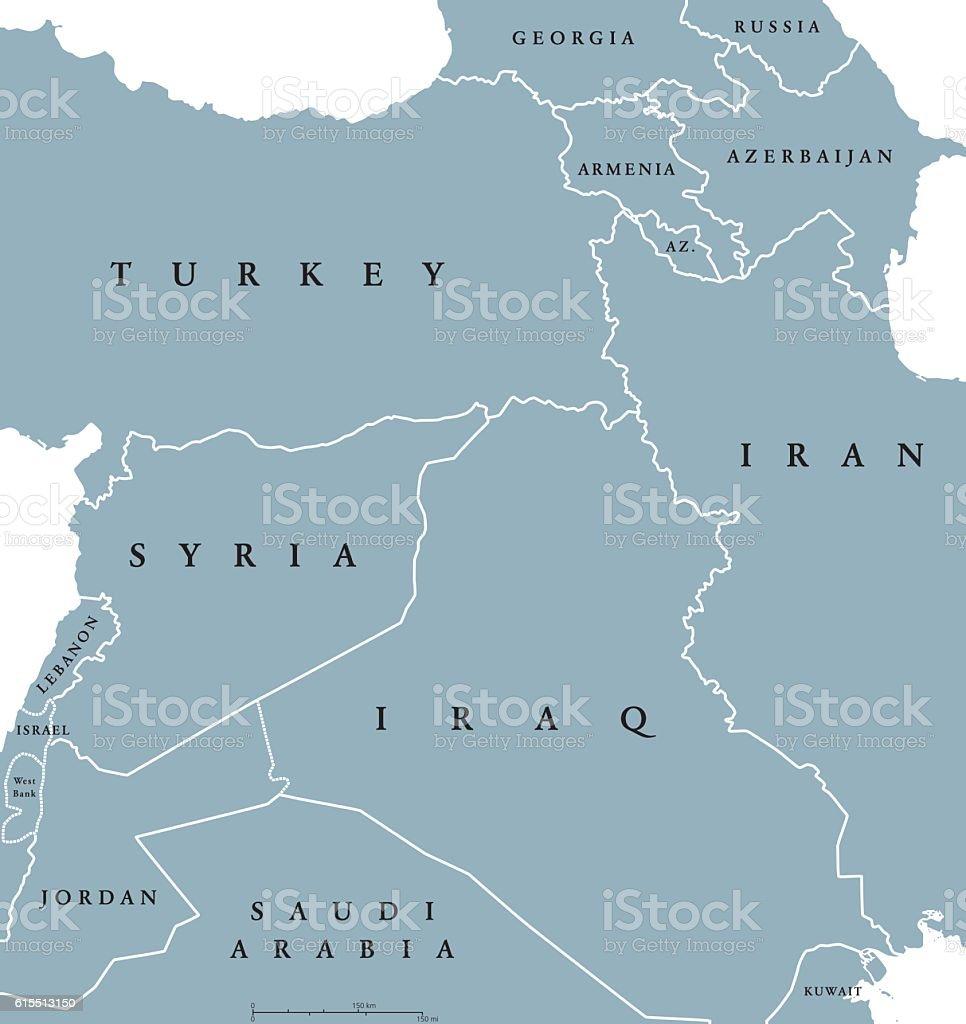 Kurdish countries political map stock vector art more images of kurdish countries political map royalty free kurdish countries political map stock vector art amp gumiabroncs Gallery