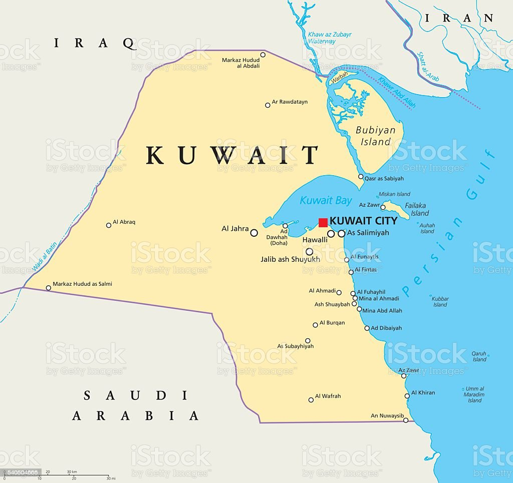 Kuwait political map stock vector art more images of abstract kuwait political map royalty free kuwait political map stock vector art amp more images gumiabroncs Gallery