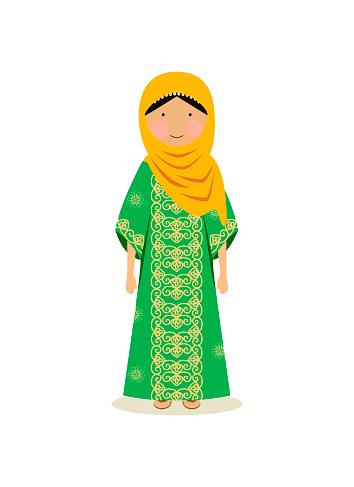 Kuwaiti traditional clothing for women