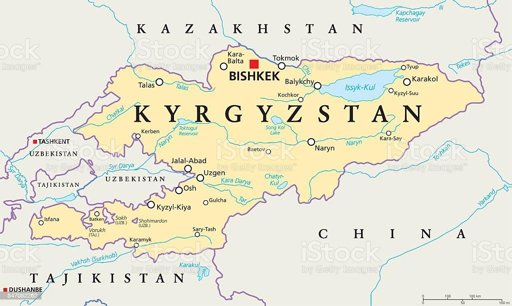 Kyrgyzstan political map stock vector art more images of asia kyrgyzstan political map royalty free kyrgyzstan political map stock vector art amp more images publicscrutiny Gallery