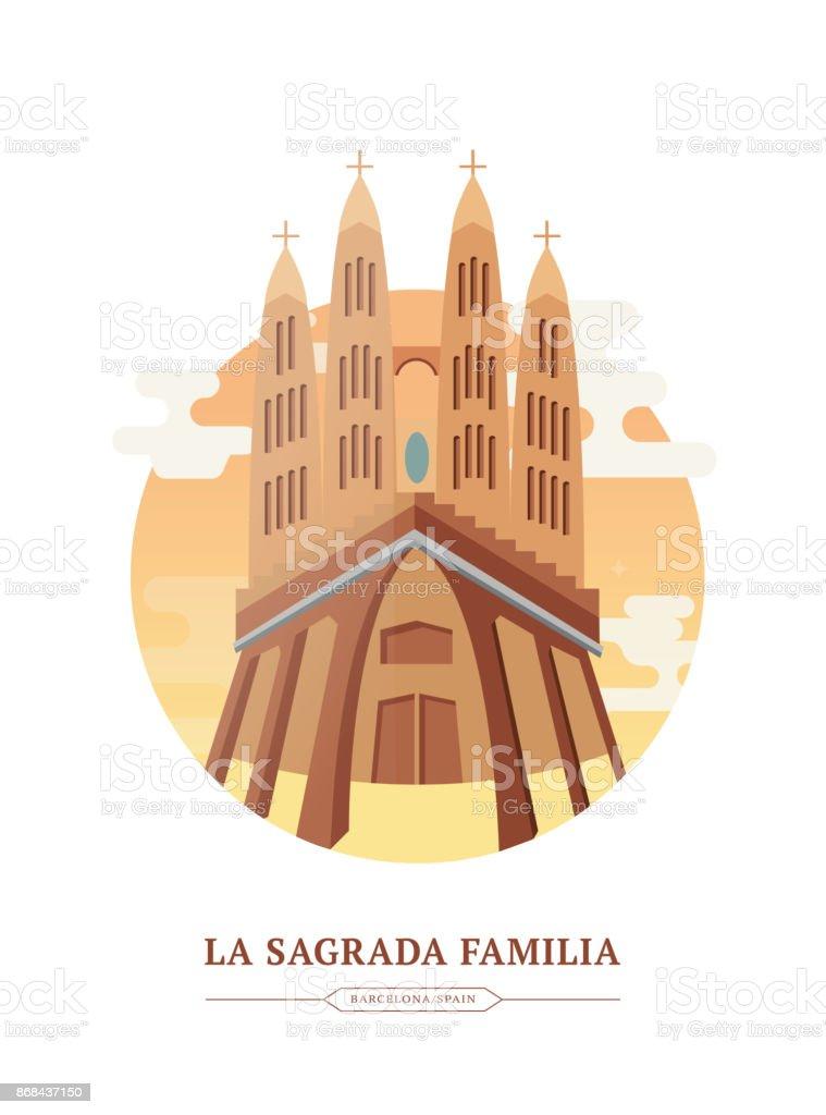 サグラダファミリア アイコンのベクターアート素材や画像を多数ご用意