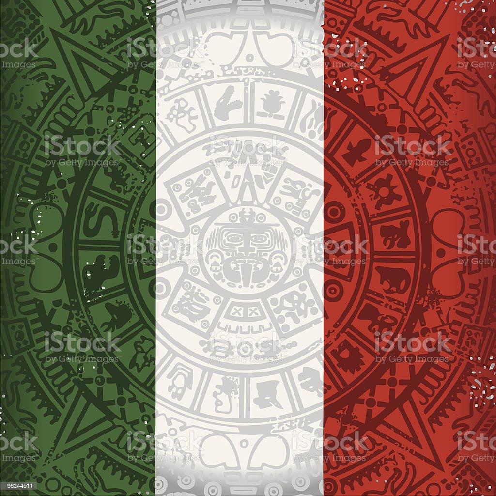 La Super Raza royalty-free la super raza stock vector art & more images of aztec civilization