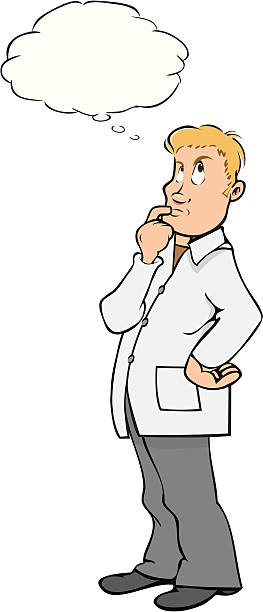 Best Confused Scientist Illustrations, Royalty-Free Vector ...