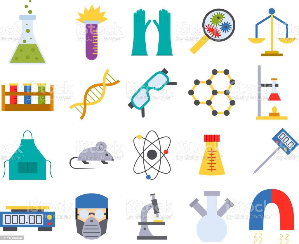 Labor Chemische Prüfung Medizinisches Labor Wissenschaftliche ...