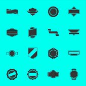 Label Icons Vector EPS File.