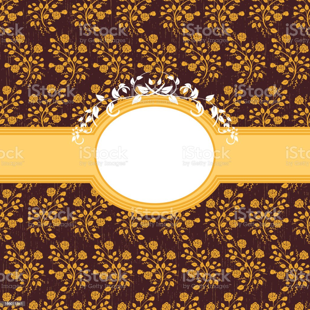 Label On Seamless Background royalty-free label on seamless background stock vector art & more images of backgrounds