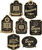 labels for beer
