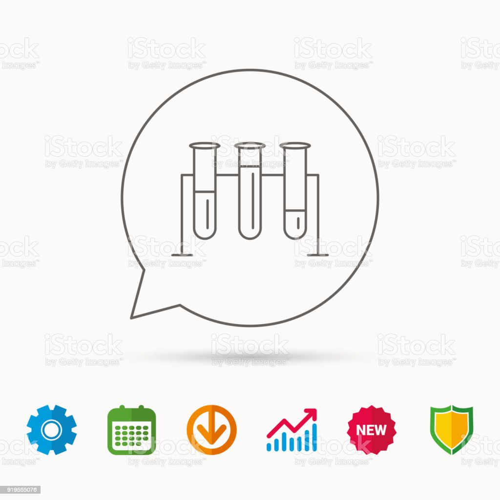 Laboratory bulbs icon chemistry sign stock vector art more images chemistry sign royalty free laboratory bulbs icon chemistry sign stock ccuart Gallery