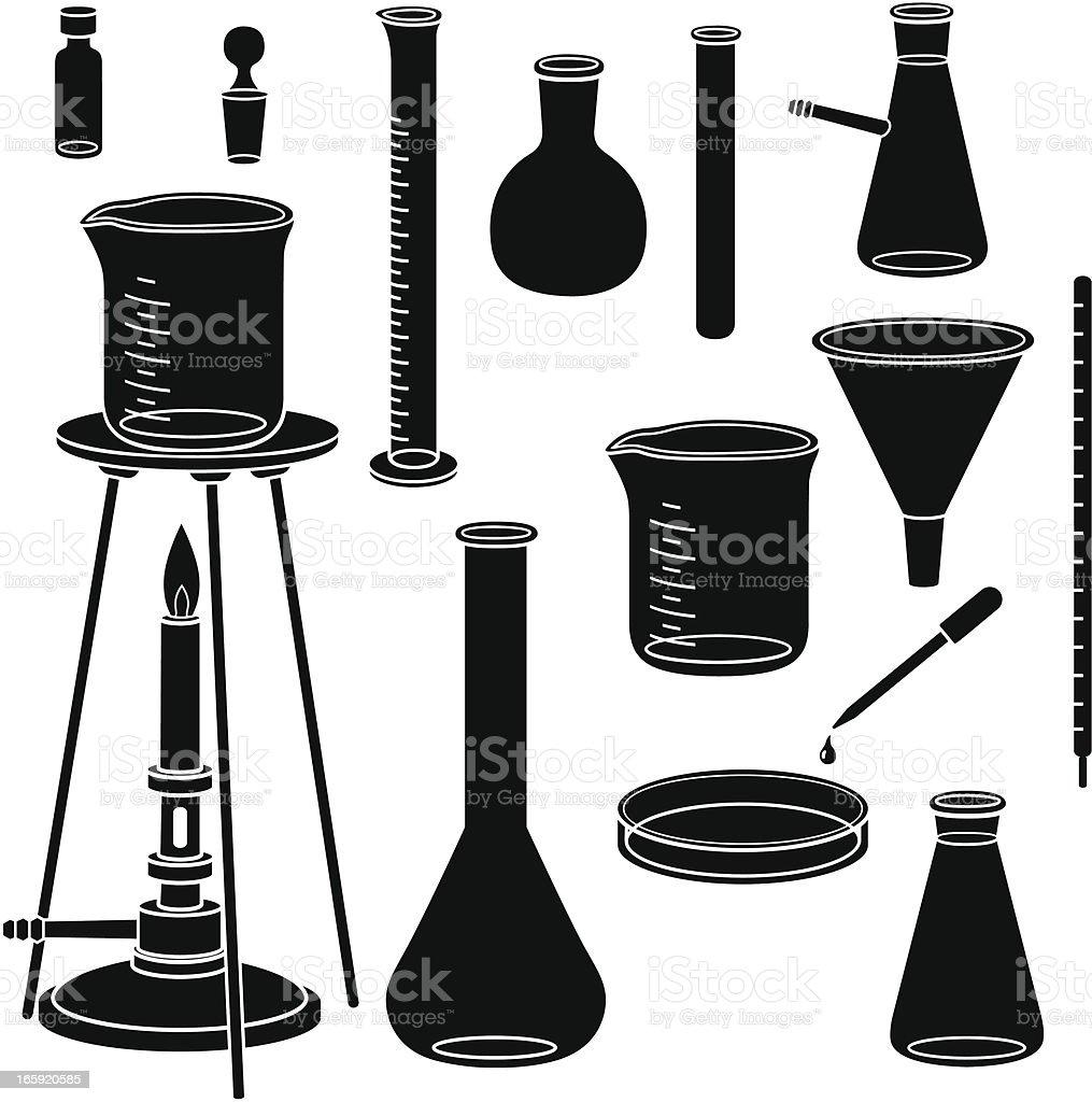 laboratory equipment royalty-free laboratory equipment stock vector art & more images of beaker