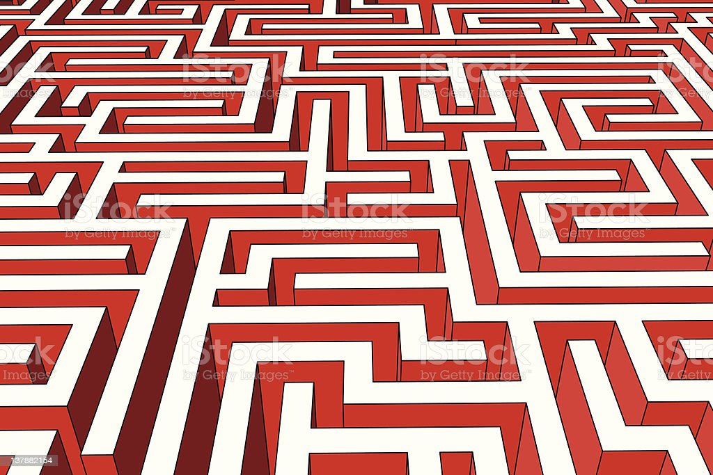 Labyrinth royalty-free labyrinth stock vector art & more images of architecture