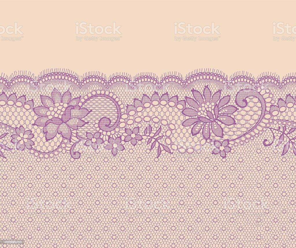 Lace Ribbon seamless pattern royalty-free lace ribbon seamless pattern stock vector art & more images of art product