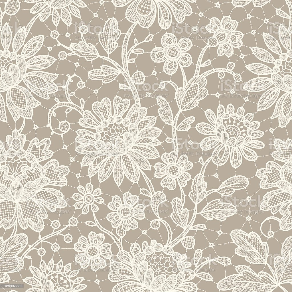 Lace Seamless Pattern. royalty-free lace seamless pattern stock vector art & more images of art product