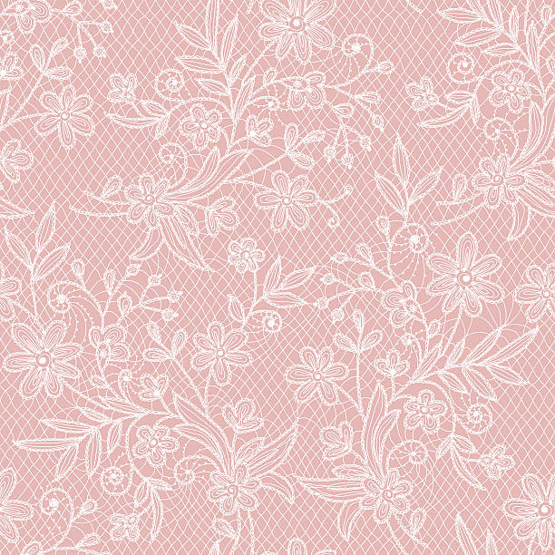 Lace Seamless Pattern. http://www.istockphoto.com/file_thumbview_approve/15711916/1/15711916-.jpg lace textile stock illustrations