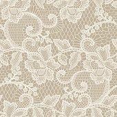 istock Lace Seamless Pattern. 482856459