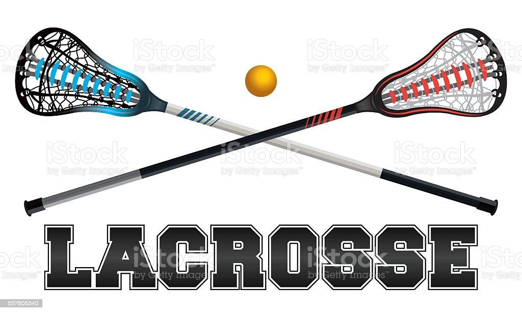 royalty free lacrosse stick clip art vector images illustrations rh istockphoto com Cartoon Lacrosse Stick lacrosse stick clip art vector