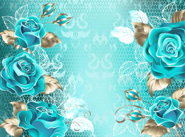 Royalty Free Tiffany Blue Clip Art, Vector Images ...